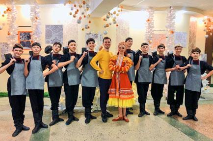 Добрянские танцоры привезли награды из Удмуртии