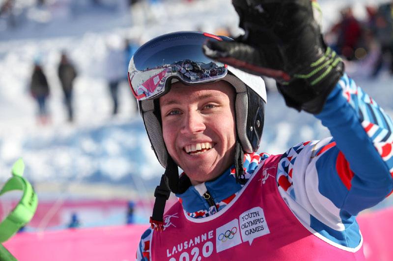 На Юношеских Олимпийских играх, которые проходят в Лозанне (Швейцария), второе место во фристайле занял полазненский школьник Артём Бажин.