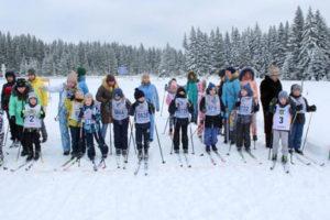 Как добрянцам зарегистрироваться на гонку «Лыжня России»