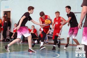 Уличный баскетбол. «Пацаны», «Девчата» и «Дрим тим»