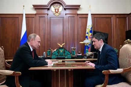 В Пермском крае назначен временно исполняющий обязанности губернатора