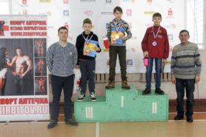 Добрянские гиревики завоевали серебро