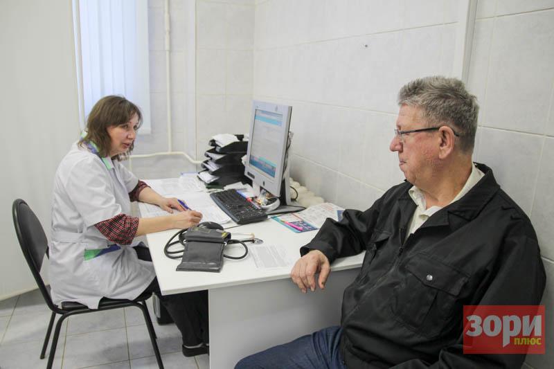 В Добрянской больнице функционируют кабинеты ранней диагностики онкологических заболеваний