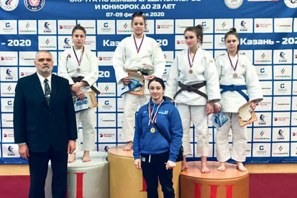 Полазненская спортсменка стала дважды кандидатом в мастера спорта