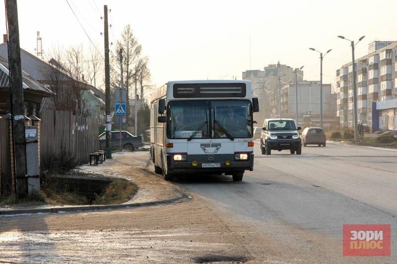 В Добрянском округе проверили общественный транспорт