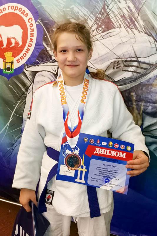 Полазненская спортсменка – призёр Приволжья