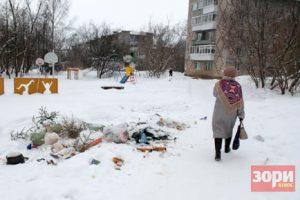 В Добрянском округе внедряется новая система сбора коммунальных отходов
