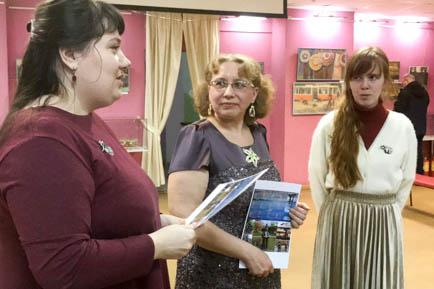 В добрянской библиотеке – новые выставки