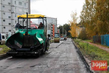 Объявлены конкурсы по ремонту автодорог Добрянки