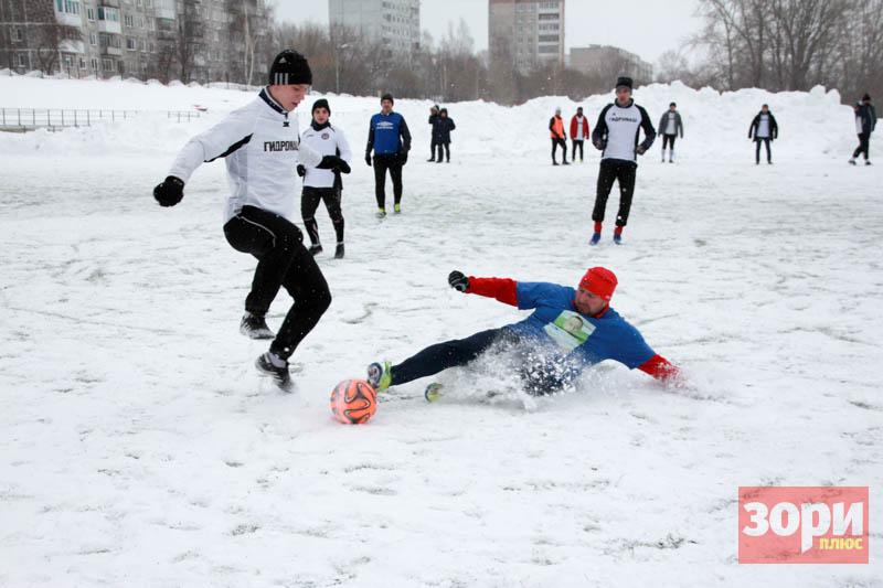 В Добрянке состоялся футбольный турнир – «Кубок Алексея Чащина»