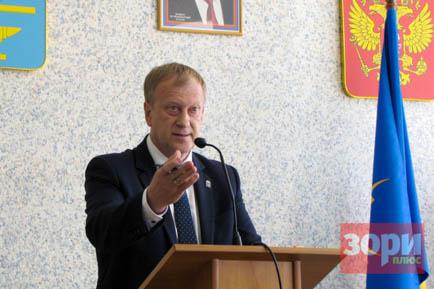 Глава Добрянского округа сдал пробы на коронавирус