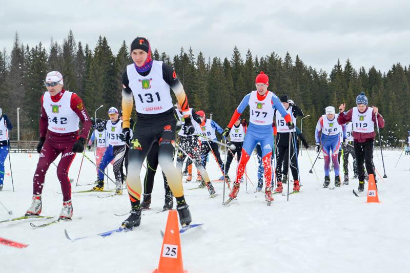 Лыжная память