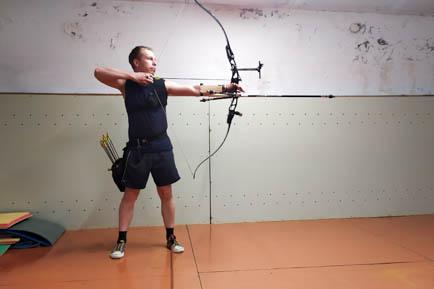 Стрельба из лука. Полазненский спортсмен – на призовом месте
