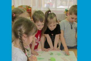 Добрянские дошкольники посадили свой лес