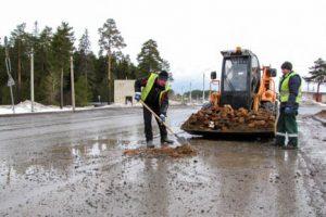 Почему добрянские дороги ремонтируют кирпичами
