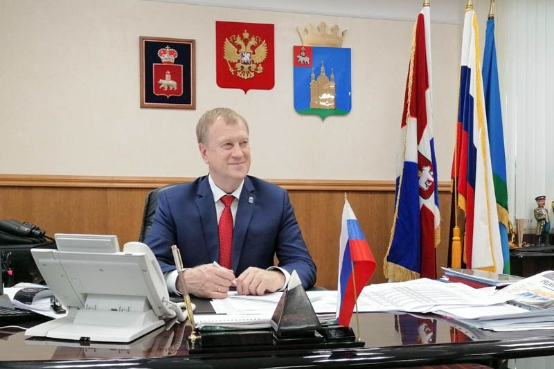 Глава Добрянского округа: «Никакого коронавируса у меня нет»