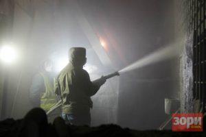 Бетоном по стенам: продолжается реконструкция добрянского ДК