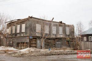 «Нехороший» дом: в Добрянке может рухнуть столетнее здание