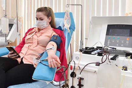 В Прикамье доноры крови могут получить разрешение на перемещение