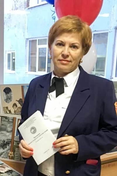 Татьяна Плюснина