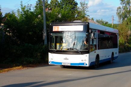 Добрянские автобусы добавили рейсы