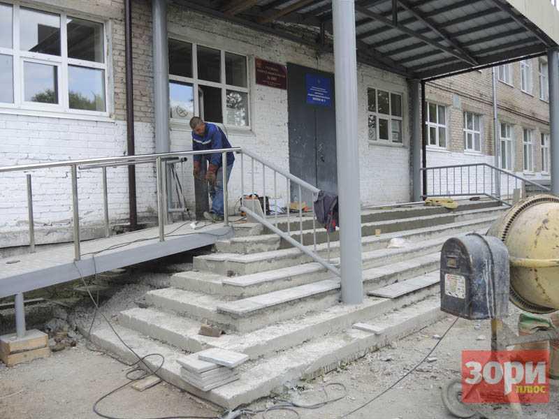 Школы Добрянского округа обновят