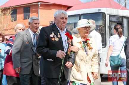 «Спасибо, что живой!». Судьба ветерана, которому в этом году исполняется 94 года