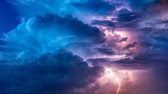 В Прикамье ожидаются грозы и сильный ветер