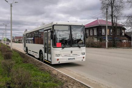 По городским автобусным маршрутам добавляются рейсы
