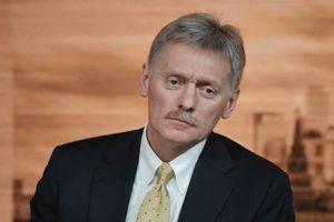 Песков подтвердил случай заражения коронавирусом в Кремле