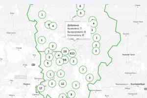 В Добрянском округе 7 заражённых коронавирусом