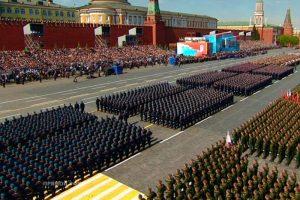 Назначена дата парада Победы