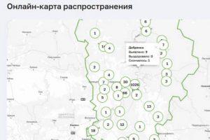 По Добрянскому округу зарегистрирован один умерший с коронавирусом