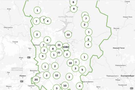 В Добрянском округе – 10 заражённых коронавирусом