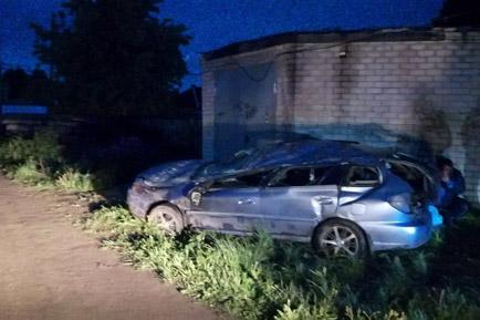 В Добрянке погиб молодой водитель