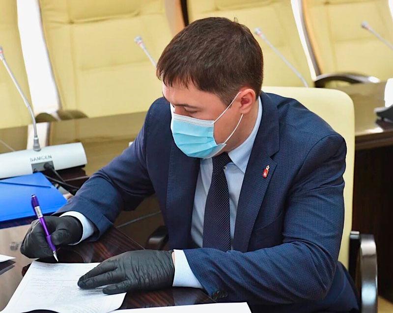 Губернатор Прикамья заболел коронавирусом