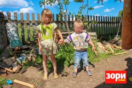 В селе Перемском в задымлённой квартире чудом уцелели дети