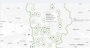 Ситуация с коронавирусом в Добрянском округе