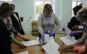 Как проголосовали жители Добрянского округа