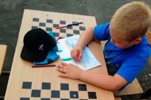 Полицейские Добрянки встретились с детьми в оздоровительных лагерях