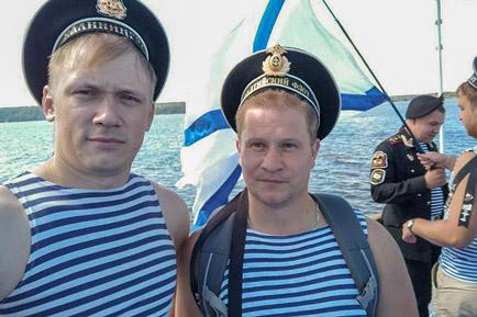 Балтийская «минералка». Как добрянцы служили на флоте