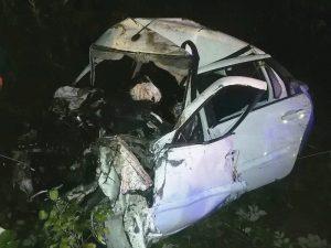 В Добрянском округе произошло смертельное ДТП