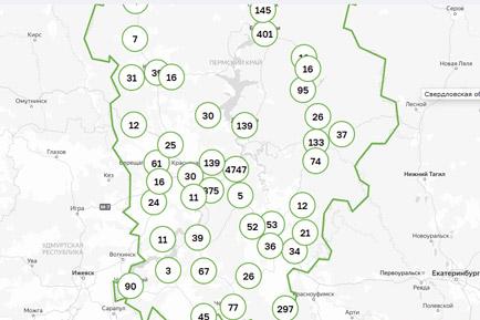 Число заражённых коронавирусом в Добрянском округе достигло 139-ти