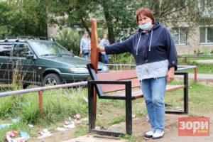 В Добрянском округе общественное имущество страдает от вандалов