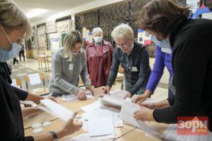 Как проголосовал Добрянский округ?