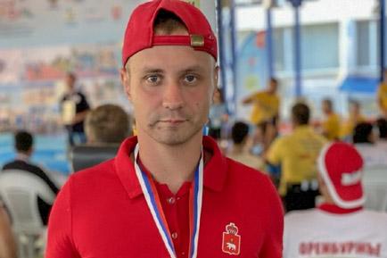 Добрянец завоевал российское серебро в плавании