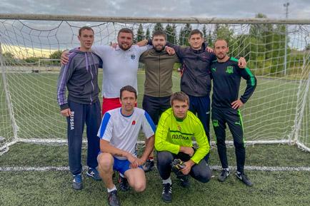В Полазне разыграли футбольный Кубок