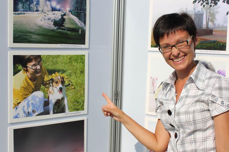 Выставка фотографий читателей «Зори Плюс», 2012 год.