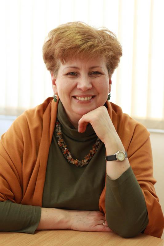 Татьяна Крохалёва