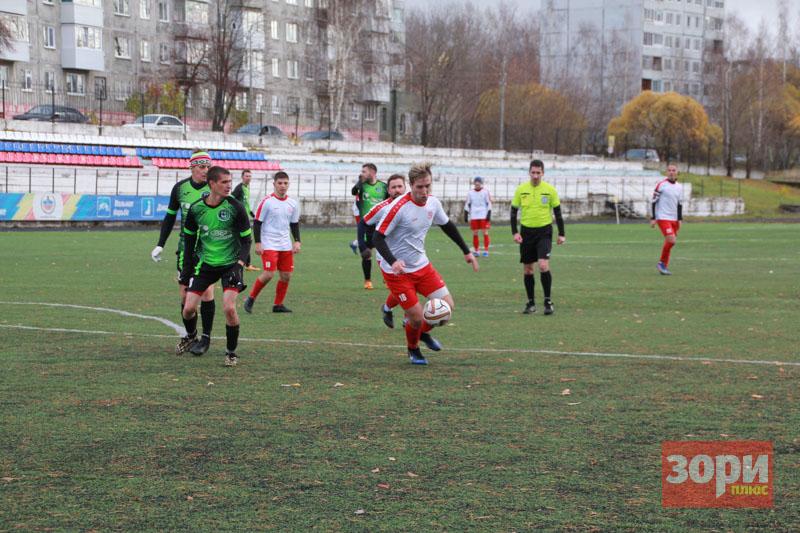 Добрянцы в полуфинале Кубка